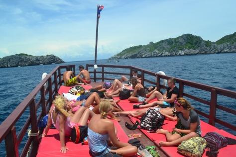 Angthong Marine Park