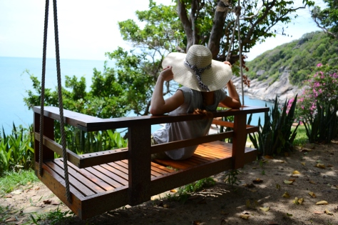 Koh Phangan, Haad Rin, Amaresa resort