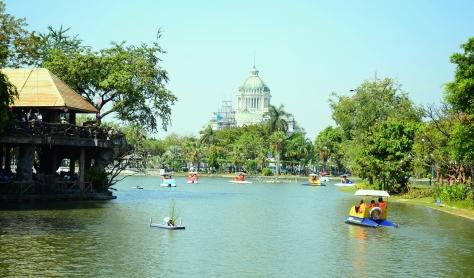Dusit Zoo, Bangkok
