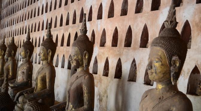 Sisaket temple, Vientiane, Laos