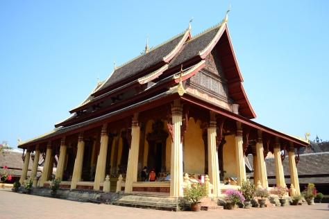 Vientiane Sisaket museum, Laos