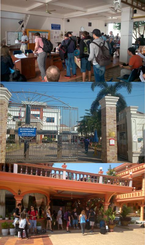Laos, Vientiane visa run