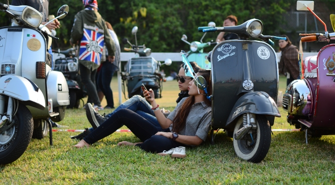 68 years of Vespa