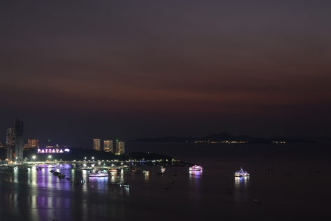 Horizon at Hilton Pattaya, Thailand