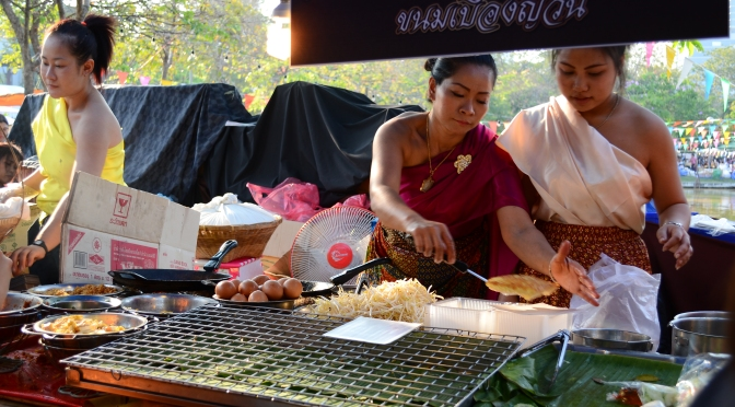 Perceptions and Food: Vegetarians in Thailand