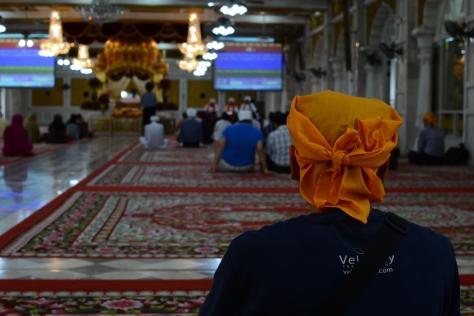 Gurudwara Siri Guru Singh Sabha Sikh temple Bangkok
