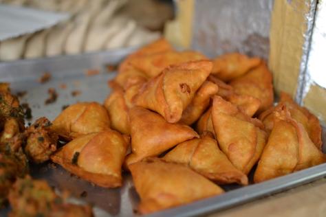 Little India Pahurat food, Bangkok