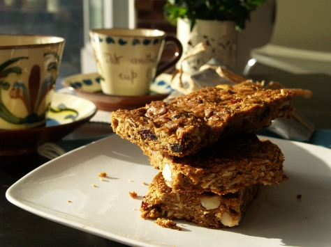 Even though they're high in sugar and fat, they're vegan and the peanut butter adds some protein, and the seeds add some micro-nutrients. If they can replace a chocolate bar or a slice of cake, why not?