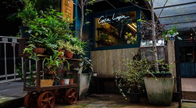 Casa Lapin x49 café at Thong Lo, Bangkok