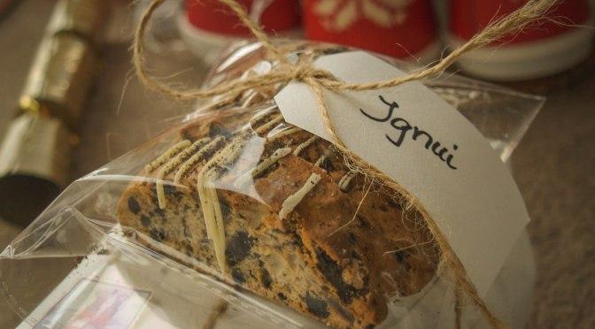 Oreo Biscotti – a sweet Christmas gift