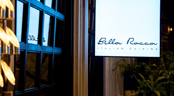 Bella Rocca Emquartier: high quality, vegetarian-friendly restaurant