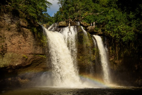 Khao Yai waterfalls