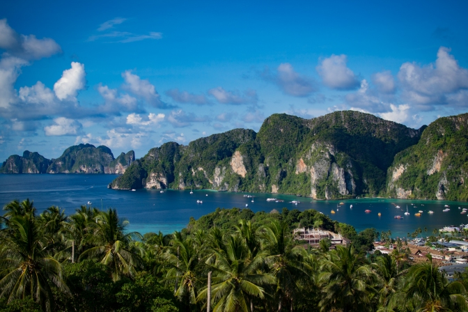 Koh Phi Phi – a beautiful mistake