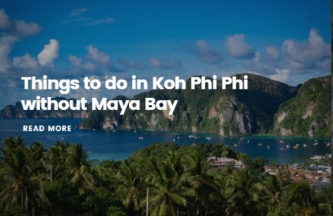 ko phi phi attractions